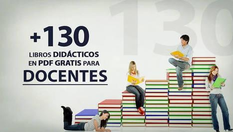 +130 libros didácticos en PDF para docentes - Abc Docente | FOTOTECA INFANTIL | Scoop.it