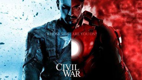 Captain America - Civil War : le synopsis dévoilé... sans surprise - Geeks and Com' | Superheroes & Supervillains | Scoop.it