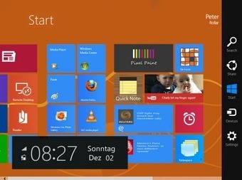 Get Windows 8 RTM Startscreen SDK for XP, Vista and 7 ~ The *Official AndreasCY* | Daily Magazine | Scoop.it