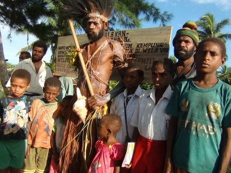 A Growing Movement Against Plantations in West Papua | Indonesien Blog: Indojunkie | Scoop.it