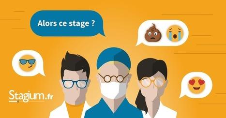 Stagium : plateforme au service des étudiants | Social Media, TIC y Salud | Scoop.it