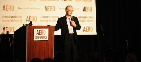 Sir Ken Robinson: Building a Culture of Innovation (Video) | PK-12 School Leadership | Scoop.it
