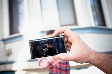 That's Not How You Use That: Shooting Video in Portrait Mode - Wired | Online Journalism | Scoop.it