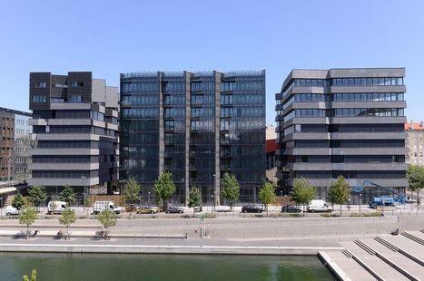 Les trois travaux data du bâtiment intelligent !   Services numériques urbains   Scoop.it