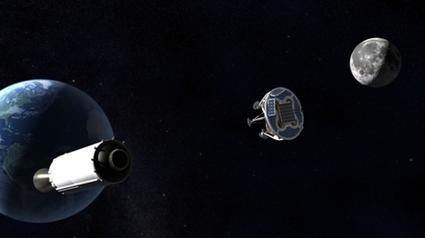 First private moon mission set for 2017 | The NewSpace Daily | Scoop.it