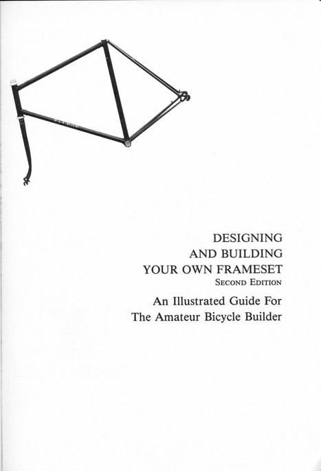 Designing and Building your own Frameset | Classic Steel Bikes | Scoop.it