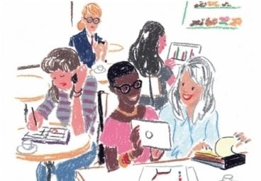Guida al lavoro sul web: i consigli e i casi italiani di successo - marieclaire.it | Spinna | Scoop.it