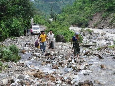 Monsoon update: Flood situation worsens in Arunachal; one killed in Assam | Risques naturels et technologiques infos | Scoop.it