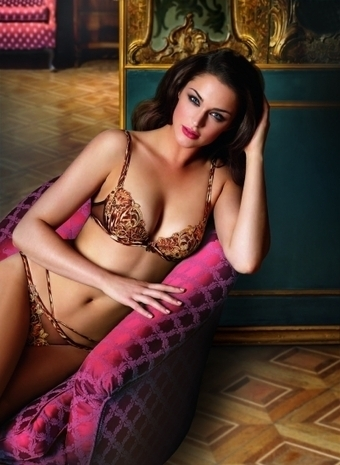 Lise Charmel - Wild Paradis | Les Dessous Chics | Scoop.it