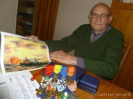 6 juin 1944 - Un Picard au Débarquement de Normandie | Nos Racines | Scoop.it