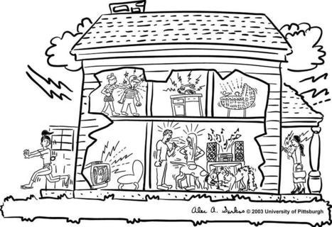 ILIAS MLU - Verben: Konflikte im Haus | Lerntechnologien im Fremdsprachenunterricht | Scoop.it