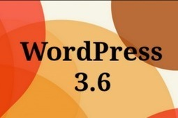 "WordPress 3.6 ""Oscar"" – What's New? 