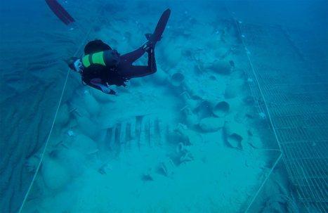 El pecio Bou Ferrer: un naufragio en la época de Nerón | LVDVS CHIRONIS 3.0 | Scoop.it