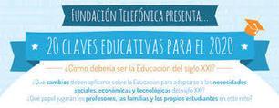 20 claves para la educación del siglo XXI | Antonio Esquivias | Hezkuntza | Scoop.it