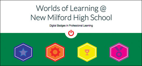 Librarian Creates Site for Teachers to Earn Digital Badges for New Skills | K-12 School Libraries | Scoop.it
