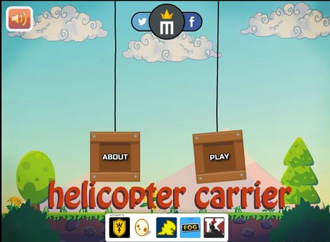 Helicopter Carrier | online games | Scoop.it