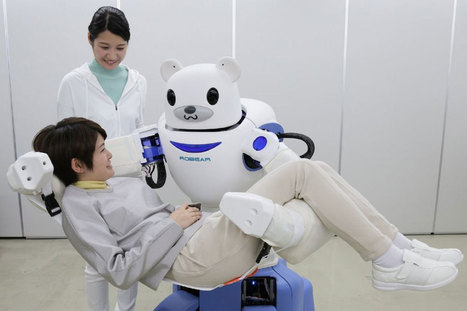 Why granny's only robot will be a sex robot   health care &  health politics & infographics   Scoop.it