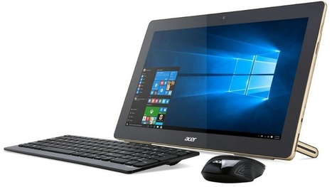 Acer's new PC is unsure whether it's an all-in-one or a tablet | Tous les capteurs | Scoop.it