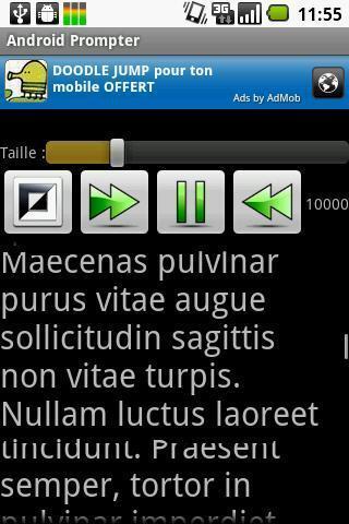 Android Prompteur par Android-France   toute l'info sur Google   Scoop.it