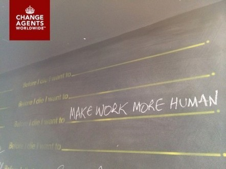 Make Work More Human | Harold Jarche | Leading | Scoop.it