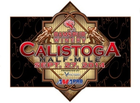 Legendary Riders Will Greet You at the Ramspur Winery Calistoga Half Mile   California Flat Track Association (CFTA)   Scoop.it