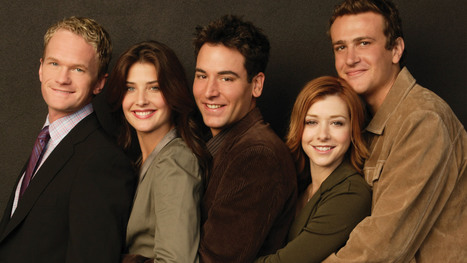 How I Met Your Mother | News | FanPhobia - Celebrities Database | Celebrities and there News | Scoop.it