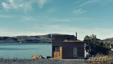 Keď je majiteľom domu kuchár, ktorý sa chce obklopiť krásnou prírodou, môže to vyzerať aj takto!   domov.kormidlo.sk   Scoop.it
