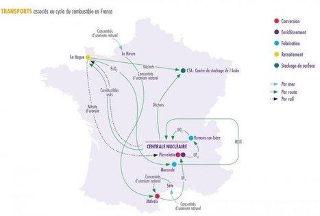 Pas de frontières pour le nucléaire: l'incroyable parcours de l'uranium en Europe | Toxique, soyons vigilant ! | Scoop.it