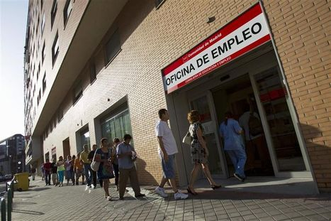 Le chômage frise les 25% en Espagne | Union Européenne, une construction dans la tourmente | Scoop.it