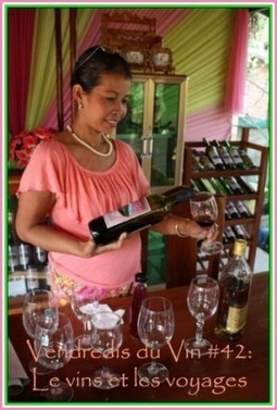 Vendredis du Vin # 42: Le Vin et les Voyages | Vendredis du Vin | Scoop.it