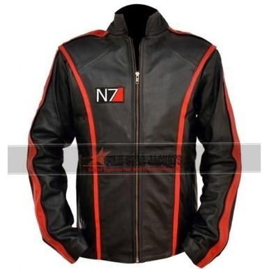 Mass Effect 3 Commander Shepard N7 Jacket | Film Star Jackets | Scoop.it
