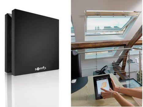 Domotique : Somfy mise sur le cloud pour sa box | Immobilier | Scoop.it