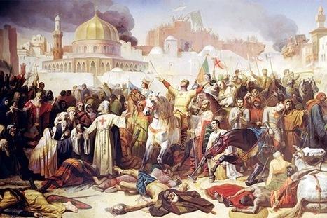 De eerste kruistocht: Christenen misdroegen zich met goed geweten | Kathedralenbouwers | Scoop.it