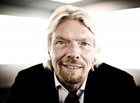 Les bons conseils de Richard Branson sur le Social Media ... | Channel Planning & Tendances Digitales | Scoop.it