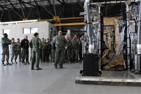 Scott Airmen train on Transport Isolation System | Medicolegal Aspects of Aeromedical Evacuation | Scoop.it