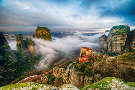 Mighty Metéora: Offbeat Hiking Trails Through Greek Monasteries | Greek Holiday | Scoop.it