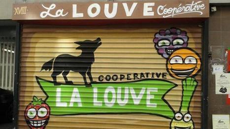 La Louve, le supermarché parisien qui fera travailler ses clients, ouvrira début 2016 | La Louve - Supermarché coopératif | Scoop.it