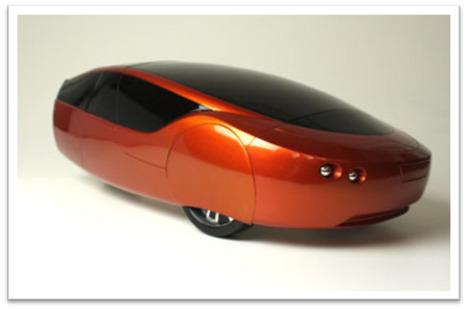 Urbee : la voiture construite par une imprimante 3D est pour demain | great buzzness | Scoop.it