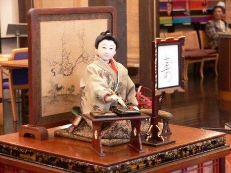 Karakuri dolls: The robots of premodern Japan | Psychology and matter | Scoop.it