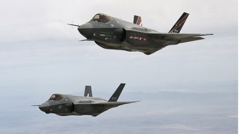 DoD chief tester warns on F-35 cyber, software issues | Cyber Defence | Scoop.it
