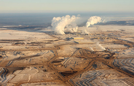 Tar sands development in Northern Alberta, Canada | Pacific Standard | @The Convergence of ICT & Distributed Renewable Energy | Scoop.it