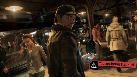 'We kill people based on metadata,' and other ways Watch Dogs explores modern war | All things video games | Scoop.it