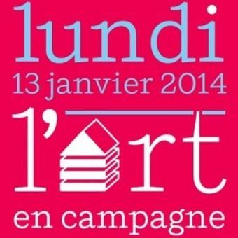 L'art en campagne: journée de mobilisation nationale le 13 janvier | Les Inrocks via @cultureveille | MUSÉO, ARTS ET SPECTACLES | Scoop.it