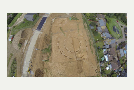 Stonehenge-type monument excavated by Faversham archaeologists | Mégalithismes | Scoop.it