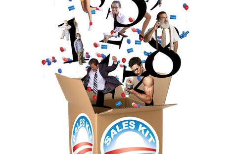 Corporations Want Obama's Winning Formula | Social Customer Analytics | Scoop.it