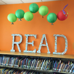 Don't Be Afraid of Color | Creativity in the School Library | Scoop.it