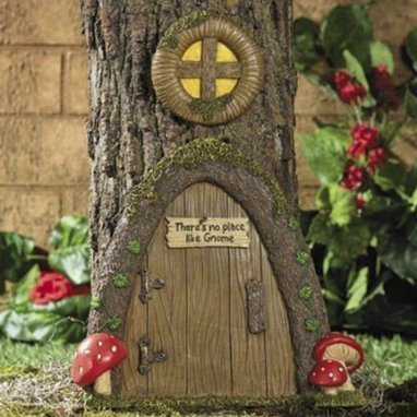 Garden Gnome Home Door | Only the Cool Stuff | Only Cool Stuff | Scoop.it