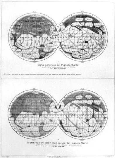 Popinga: Schiaparelli e la vita su Marte | Per Perec | Scoop.it