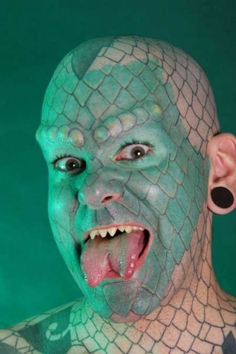 7 Weird Body Modifications You Have to See to Believe (PHOTOS ... | Body Modifications | Scoop.it
