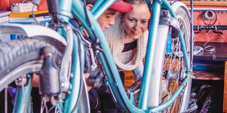 A Marrakech, une association mise sur le vélo pour lutter contre la pollution (et créer de l'emploi)   Revue de web de Mon Cher Vélo   Scoop.it